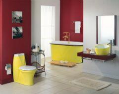 经典,大气,简洁的卫生间效果图片