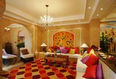 摩洛哥风格的装修效果图片(2)