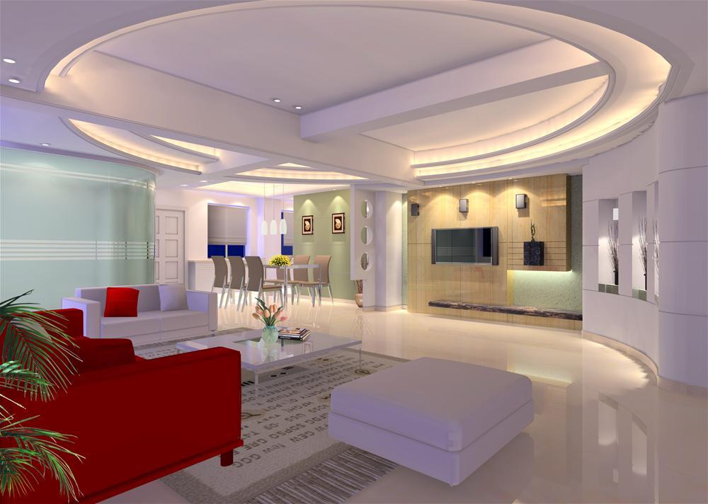 客厅装修 现代风格 装修效果图