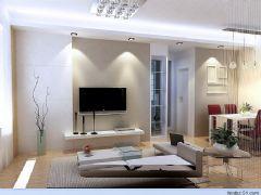 现代客厅装修图片与您一起共赏