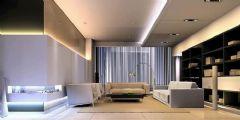 极具现代的客厅图片