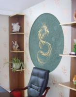 涂师傅墙艺  装饰效果展示现代风格
