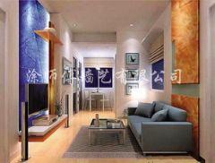 涂师傅墙艺漆  装饰效果展示现代风格