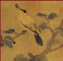 丝绸手绘墙纸现代风格