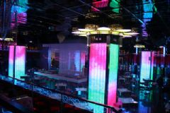 专业娱乐场所LED灯光、显示屏设计生产现代风格