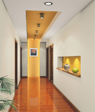 卧室图片欣赏 现代风格装修效果图 八六装饰网装修效果图