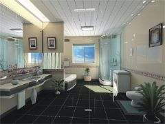卫生间图片欣赏