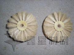 工业制刷-木芯猪毛轮