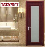 TATA木门 田园范 实木复合油漆门