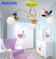 飞利浦好朋友吸顶灯40593 儿童卧室卡通灯具