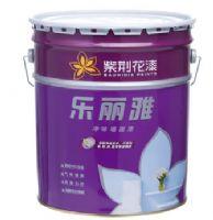 紫荆花乐丽雅净味墙面内墙乳胶漆20kg15L
