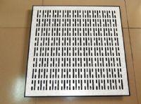 高品质铝合金防静电地板