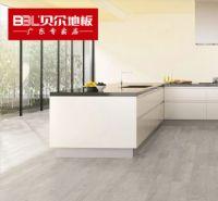 贝尔地板 木地板 强化复合地板12mm 防水耐磨 厂家直销 北美灰橡