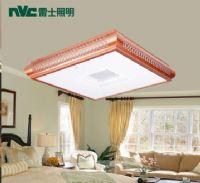 雷士照明 雷士客厅卧室书房吸顶灯 NYX1747 铝材灯