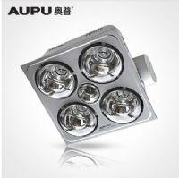 AUPU奥普浴霸FDP1010A纯平系列集成吊顶适用浴室多功能浴霸