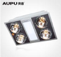 奥普浴霸FDP1011C纯平集成吊顶多功能浴霸灯暖照明