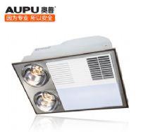 奥普 集成吊顶灯风暖换气照明五合一卫生间PTC浴霸HTP1521A