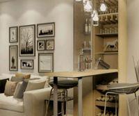 索菲亚拉德芳斯AC组合酒柜现代风格衣柜储藏柜
