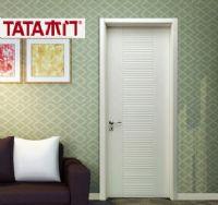 TATA木门流行范儿 欧式条纹 造型门 免漆门@-006