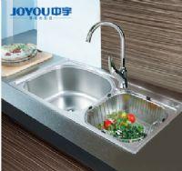 中宇卫浴进口不锈钢水槽套餐