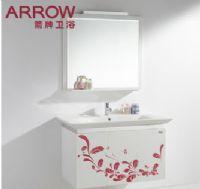 箭牌卫浴 挂墙PVC浴室柜组合 APG386洗脸柜