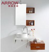 箭牌卫浴 洁具 实木浴室柜洗脸盆APGM435-1