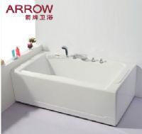箭牌卫浴 浴缸亚克力 五件套浴缸 双裙浴缸A1528SQ