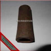 扣件维修机 铸钢套筒 扣件清洗机专用铸钢套筒