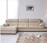 现代时尚客厅真皮沙发 3转小户型真皮沙发组合