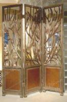 WD172-92 实木屏风 折屏 定做高档家具