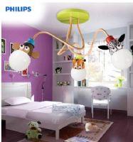 飞利浦照明灯具灯饰儿童灯吸顶灯儿童房现代简约好朋友卧室吸顶灯