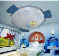 飞利浦照明灯具灯饰童趣卡通系列儿童房太空船吸顶灯40853QCG316