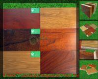 新型绿色环保建材-绿美士玻镁复合地板 防潮地板 防火地板 地暖地板