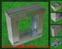 新型绿色环保建材-绿美士轻钢龙骨|隔墙龙骨