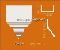 PU建材PU线条线板转角XC015-2