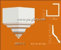 PU建材PU线条线板转角XC015-3