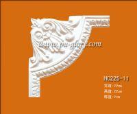 PU建材PU线条弯角花HC225-11