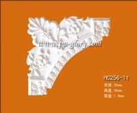 PU建材PU线条弯角花HC256-11