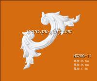 PU建材PU线条弯角花HC290-11